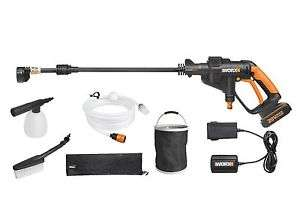 WORX WG629E.1 Hydroshot 18V (20V MAX) Cordless Pressure Cleaner Kit 116.99 Delivered eBay official Worx Store