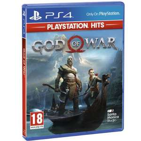 God of War PS4 (PlayStation Hits) Preorder - £14.85 delivered @ ShopTo