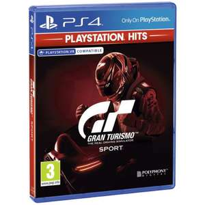 Gran Turismo Sport PS4 (PlayStation Hits) - £14.85 delivered @ ShopTo