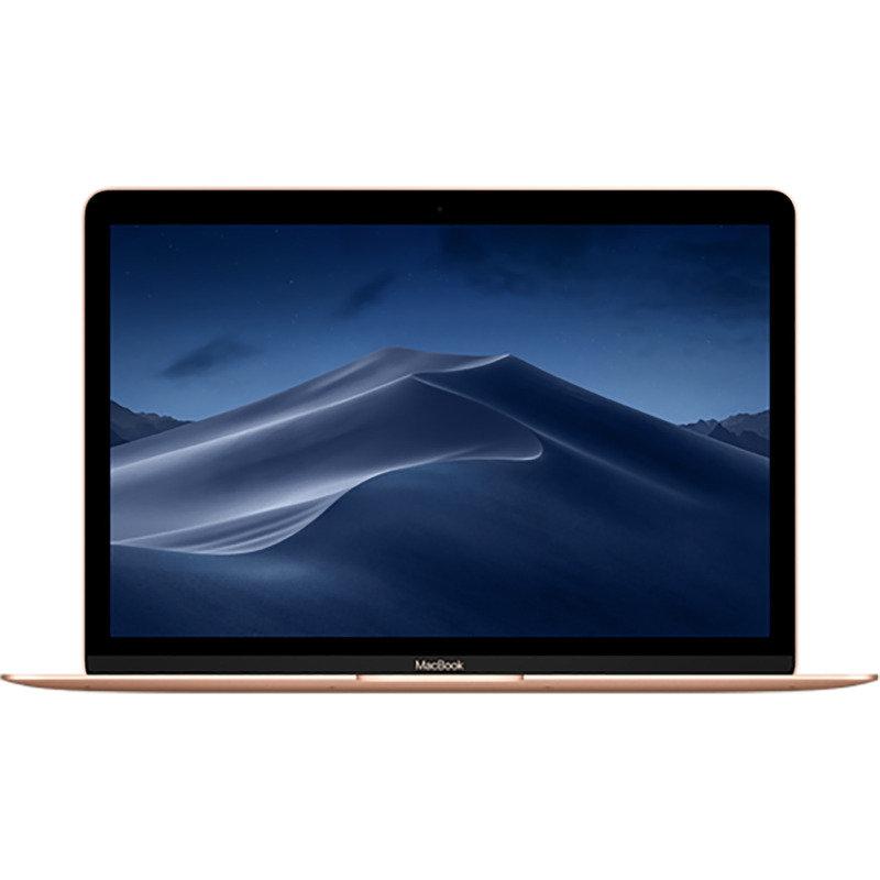 "Apple Macbook 2017, Core m3, 8GB RAM, 256GB SSD, 12"" Retina Display - Gold £779.99 at Ebuyer"