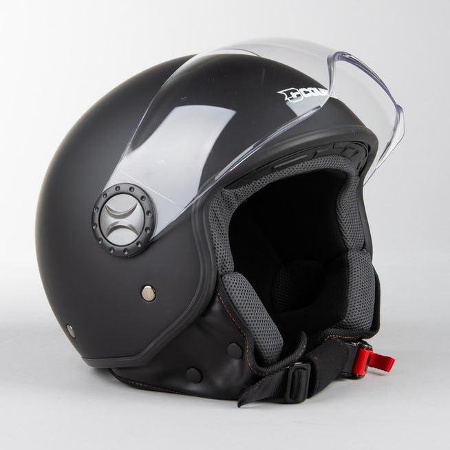 Course Pilot Open Helmet Matte Black - £26.99 at XL Moto