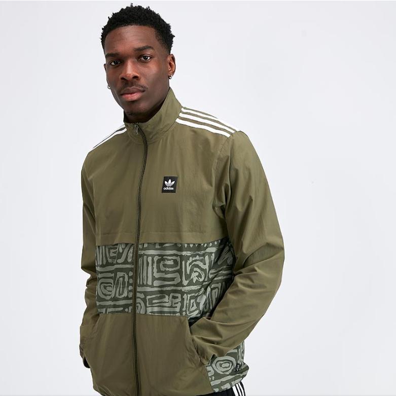adidas Originals Dakari Class Action Jacket now £29.99  + 10% Student Discount + Free Click & Collect & Returns @ Footasylum