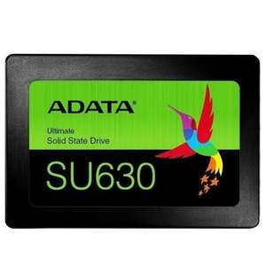 """Adata Ultimate SU630 3D NAND 240GB 2.5"""" SSD for £24.98 (including delivery) @ Box"""