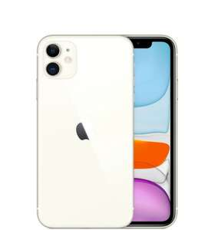 Apple iPhone 11 64GB A2223 Dual Sim - White Smartphone £645.04 @ Eglobal Central