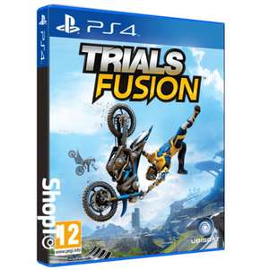 Trials Fusion + AWESOME LEVEL MAX DLC (PS4) £8.85 Delivered @ Shopto