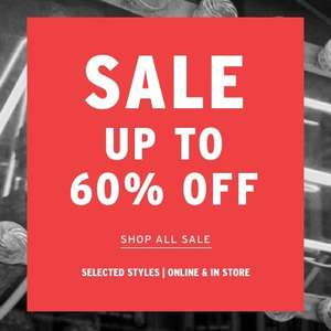 Up to 60% Off Sale + Extra 10% Off Newsletter code + Free Click & Collect @ Topman - Tees from £3, Jeans from £6, Coats from £10...