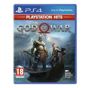 [PS4] God Of War - PlayStation Hits £13.95 delivered @ The Game Collection