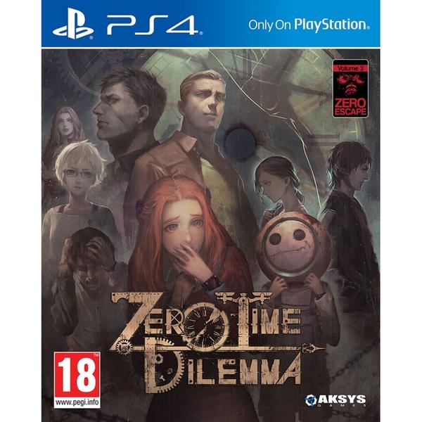 Zero Time Dilemma (PS4) £10.99 @ 365games
