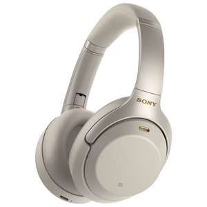 Sony WH-1000XM3 Wireless Noise Cancelling Headphones - Silver £198.54 @ eGlobal Central UK