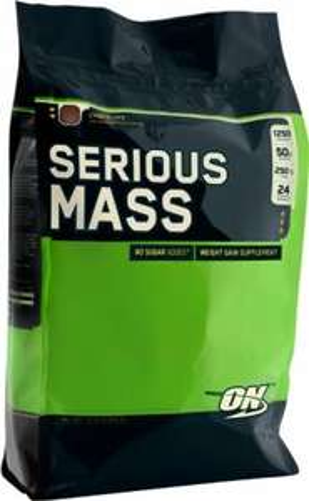 Optimum Nutrition Serious Mass 5.45kg - £29.99 @ Amazon