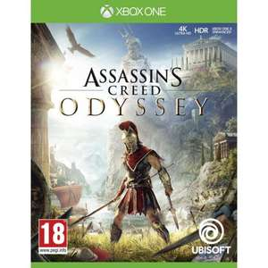Assassin's Creed Odyssey (Xbox One) £17.95 Delivered @ The Game Collection