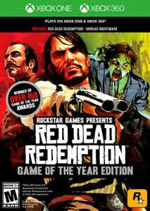 Red Dead Redemption + Undead Nightmare Video Game For Xbox One/360 - Used - £4.99 @ stockmustgo ebay
