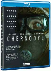CHERNOBYL TV Series Blu-Ray £16.49 at Acorn (today only) with code