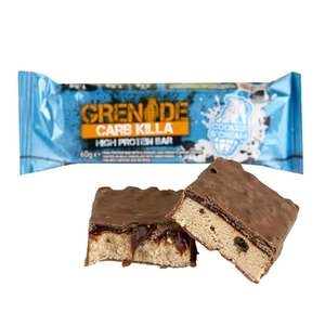 Grenade Protein Bars only £1.39 in B&M Stores (Hertfordshire)