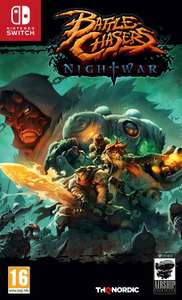 Battle Chasers Nightwar (Nintendo Switch - Physical) £16.99 at Amazon Prime / £19.98 Non Prime