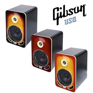 Gibson Active Nearfield Monitors From Approximately £132.65 delivered -  LP4 £132.65 / LP6 £176.27 / LP8 £221.68 @ Thomann