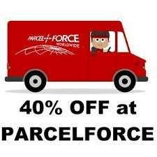 MASSIVE 40% Discount at parcelforce!!