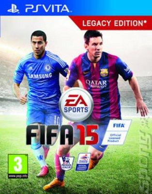 Used: Fifa 15 (Playstation Vita) £4.09 at Music Magpie