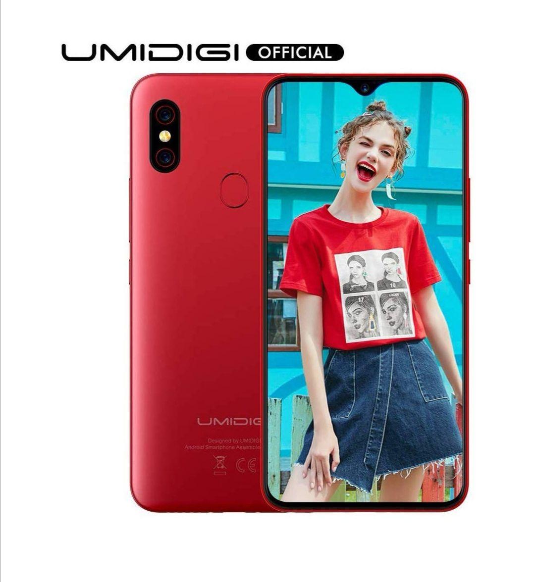 UMIDIGI F1 Smartphone NFC - 5150mAh Battery 128GB 4GB RAM £144.99 @ E-M-I EU-Shop Fulfilled By Amazon