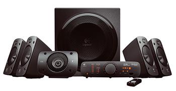 Logitech Z906 Surround Sound 5.1 Speaker System £157.25 delivered @ Ebuyer