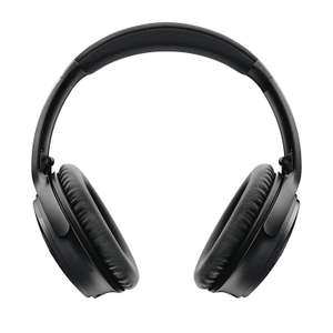 Bose QuietComfort 35 (Series II) Wireless Headphones, Noise Cancelling with Amazon Alexa - Black £249 @ Amazon