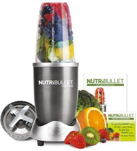 Nutribullet 600-Series 8 Piece Starter Set £29 @ ASDA Clayton Green