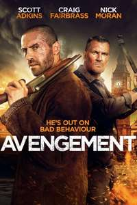 Avengement movie with Scott Adkins £3.99 at iTunes Store