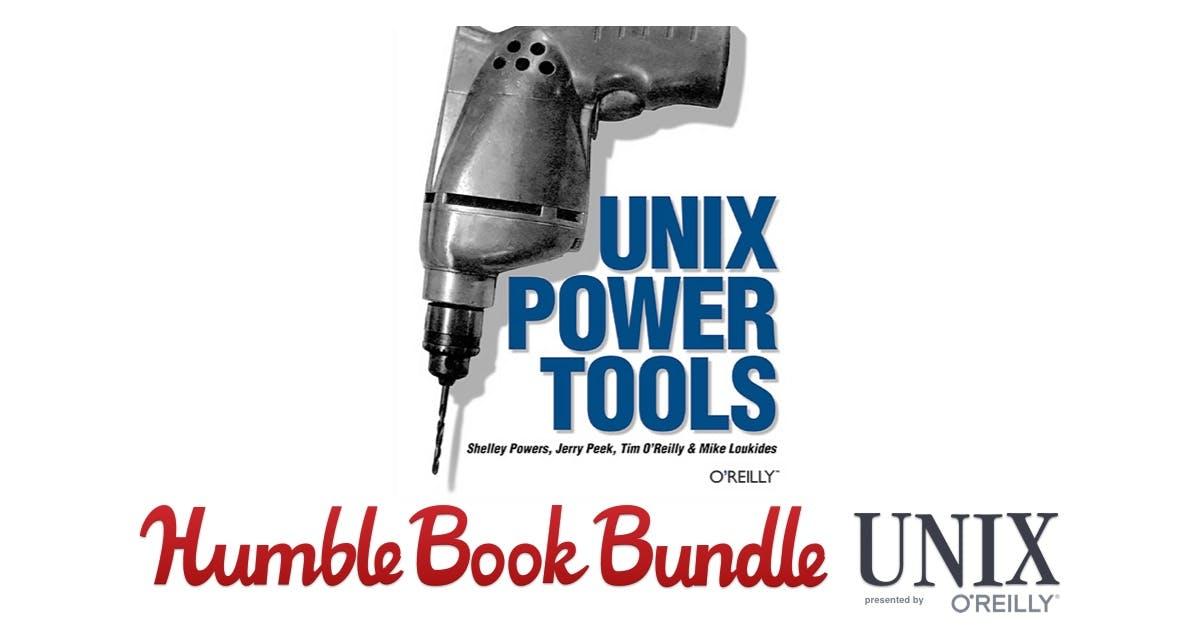 Humble Bundle Linux and Unix 81p