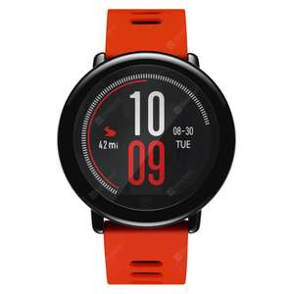 Xiaomi AMAZFIT Pace Heart Rate Sports Smartwatch Global Version Black or Orange £66.68 @ Gearbest
