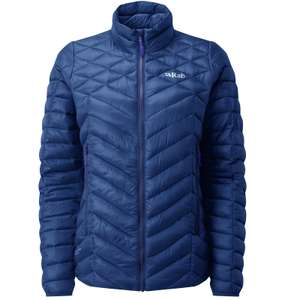 RAB Women's Altus Jacket - Blueprint, £76.05 with code at TauntonLeisure