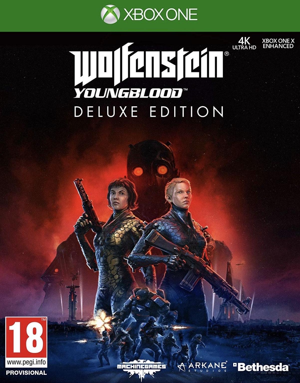 Wolfenstein Youngblood Deluxe Edition (Xbox One) (Ex-rental) £11.99 @ boomerang rentals via eBay
