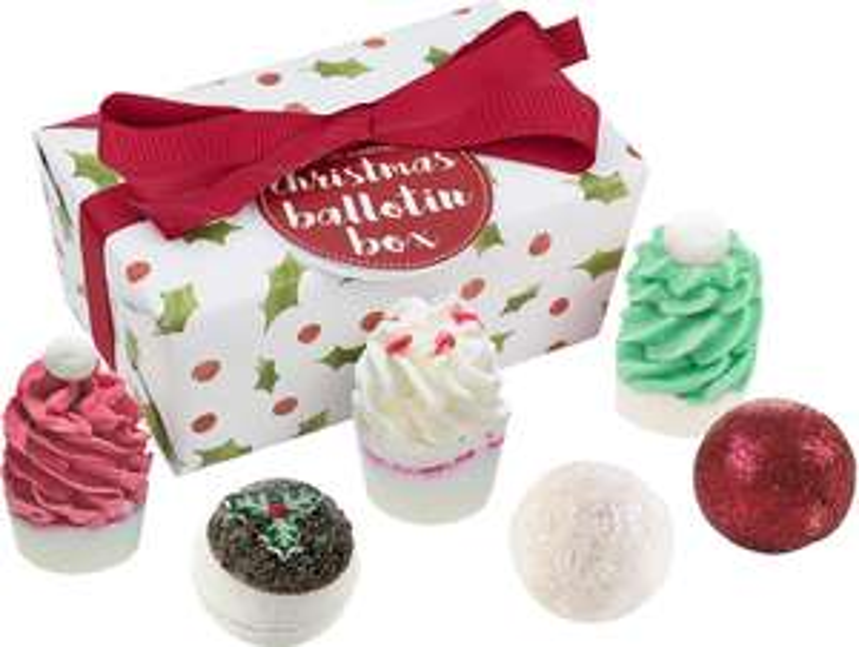 Bomb cosmetics Christmas set £8.36 @ Amazon
