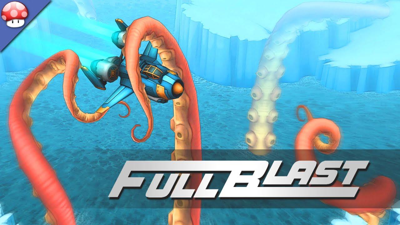 FullBlast (PC) £2.39 @ Steam
