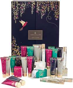 Luxury Sara Miller Chelsea Christmas Beauty Advent - £69.99 @ Amazon