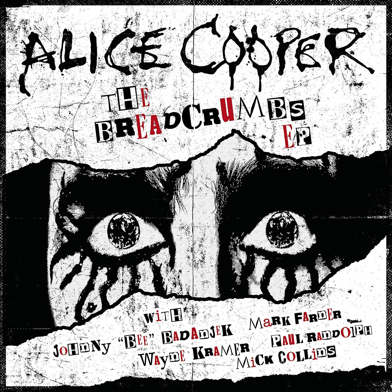 Alice Cooper - The Breadcrumbs EP - Vinyl £7.99 Amazon Prime + £2.99 P&P Non Prime
