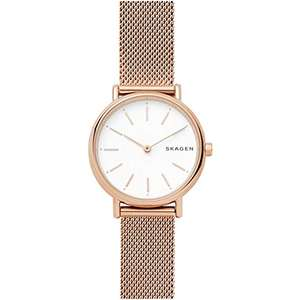 Skagen 18Women's Analogue Quartz Watch with Stainless Steel Strap SKW2694 £59.99 @ Amazon