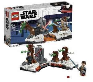 LEGO Star Wars Duel on Starkiller Base Set - 75236 £14 + £4.49 delivery Non Prime @ Amazon