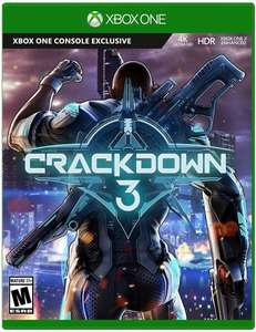 [Xbox One/PC] Crackdown 3 - £7.99 @ Microsoft Store
