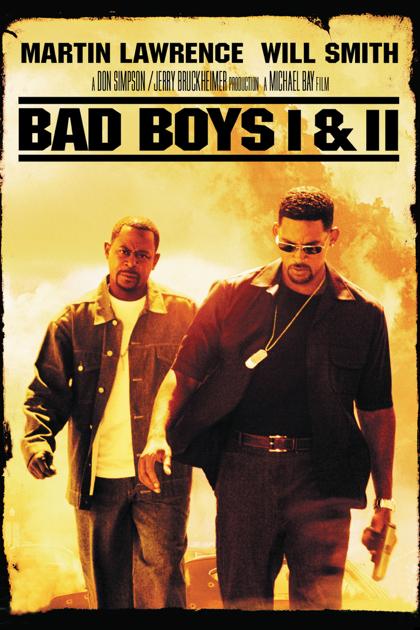 Bad Boys 1 & 2 £7.99 iTunes Store