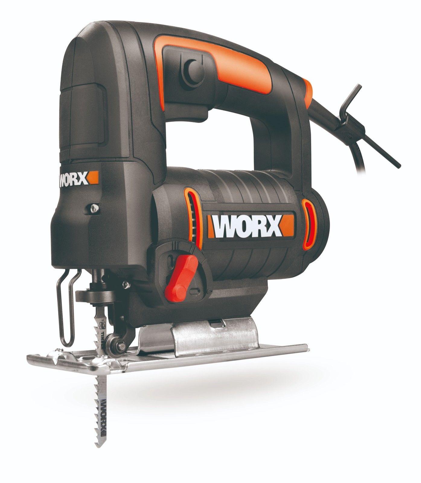 WORX WX477 550W Jigsaw £24.99 at positecworx / ebay