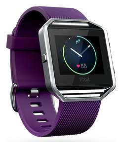 Fitbit Blaze Large Smart Watch - Plum £79.99 Argos