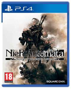 NieR:Automata Game of the YoRHa Edition (PS4) - £17.85 delivered @ Simply Games