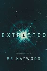 Extracted (Extracted Trilogy Book 1-2-3) Kindle edition 99p @ Amazon