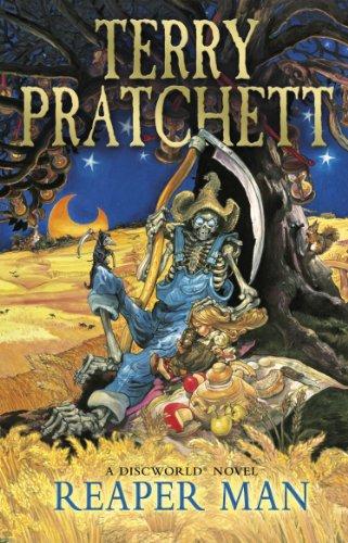 Reduced Terry Pratchett Kindle books @ Amazon - Reaper Man, Wee Free Men & Making Money - £1.99 each