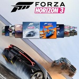 Forza Horizon 3 Platinum Plus Expansions Bundle (Xbox play anywhere)  - £31.74 @ Microsoft Store