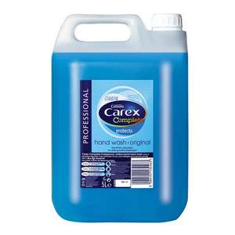 Carex Original 5L Hand Wash - £7.18 instore @ Costco Stevenage