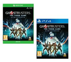 Ghostbusters The Video Game Remastered (Xbox One/PS4) Pre-order  for £18.67 With Code @ Ebay/The Game Collection