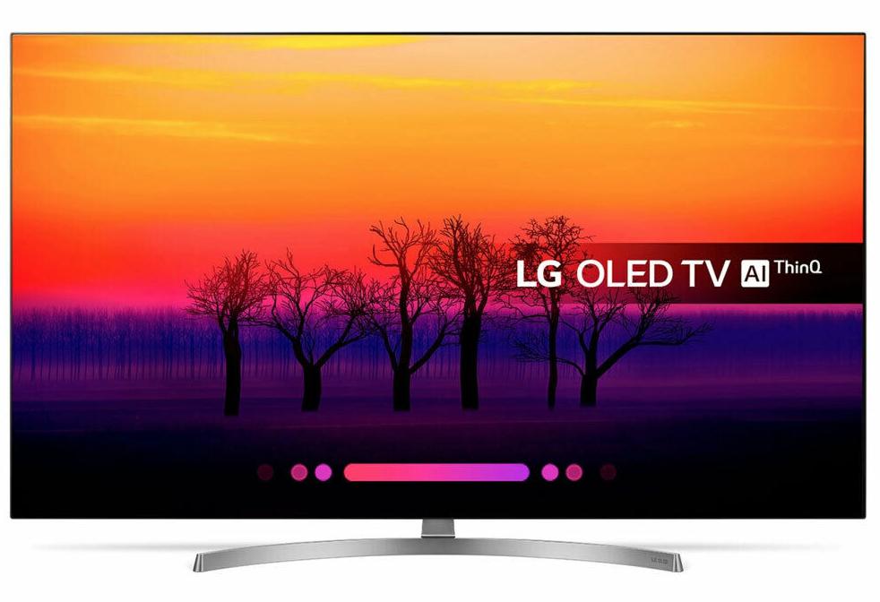 "LG OLED55B8S 55"" OLED TV B8  5 Year Cover £1049 @ cramptonandmoore Ebay"