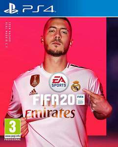Fifa 20 PS4/Xbox One £42.95 @ Game Collection Ebay