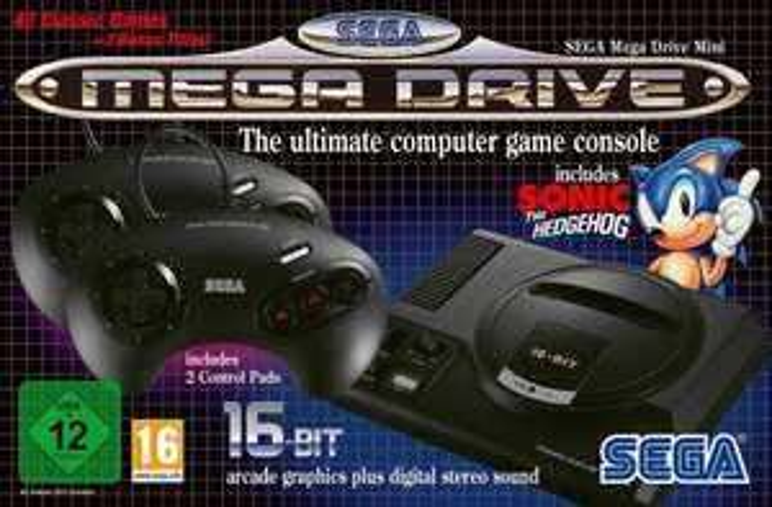 Sega Megadrive Classic Mini £62.95 using code @ Ebay Game Collection
